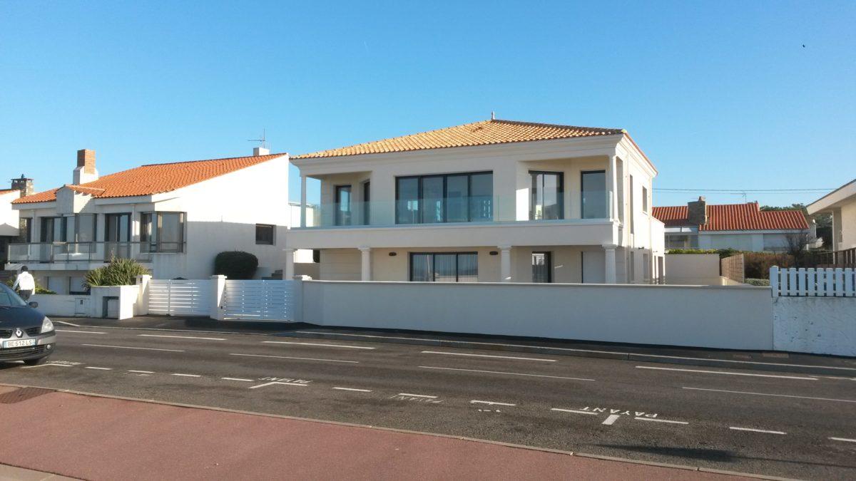 Maison neuve - LES SABLES D'OLONNE- 85 Vendée