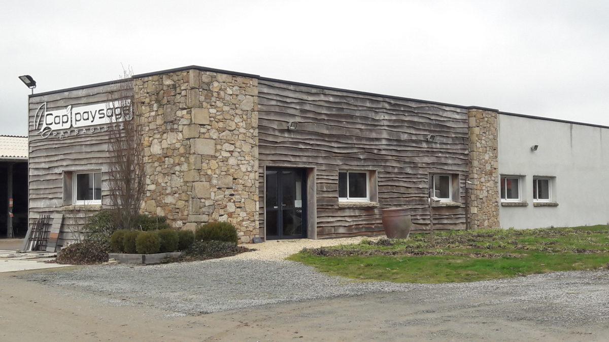 Bâtiment Tertiaire - Cap Paysage - La Boissière de Montaigu - 85 Vendée