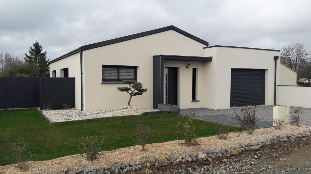 Maison neuve - BEAUREPAIRE- 85 Vendée