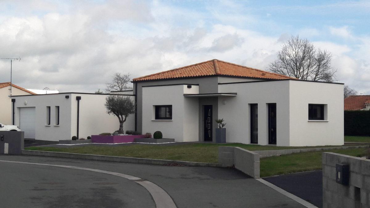 Maison neuve - LE POIRE SUR VIE- 85 Vendée
