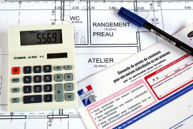 Maison de Vendée - Plans, permis de construire