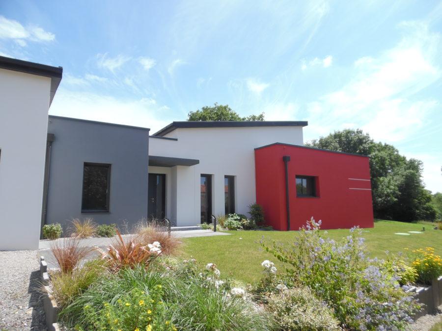 Maison neuve - SAINT HILAIRE DE LOULAY- 85 Vendée