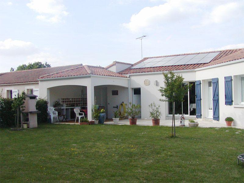 Extension maison - Montaigu - 85 Vendée