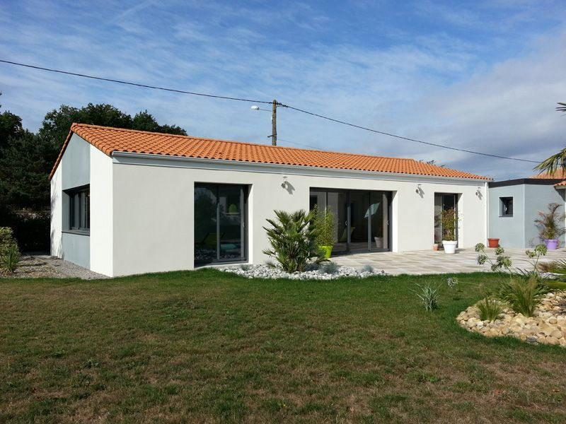 Extension maison - Treize-Septiers - 85 Vendée