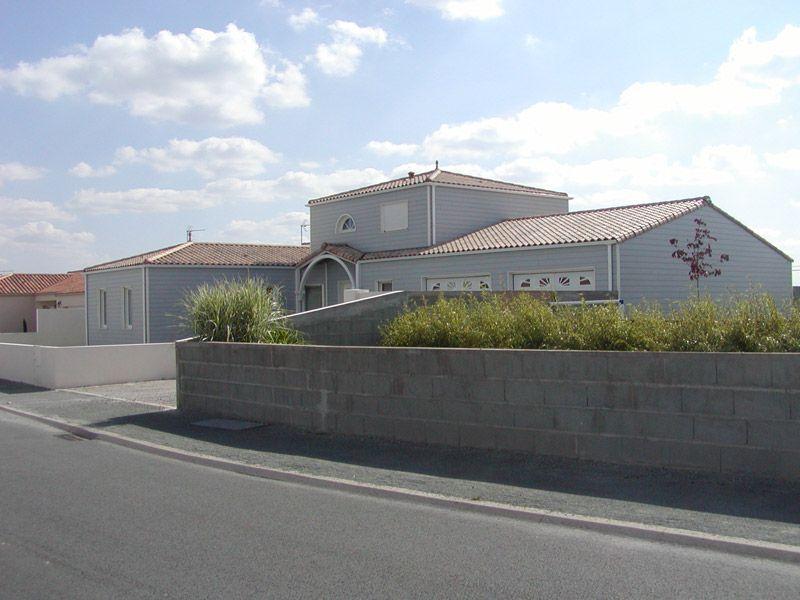 Maison bois - Treize-Septiers - 85 Vendée