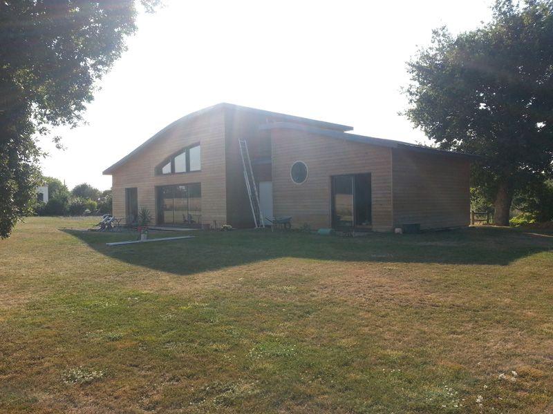 Maison bois - Vendrennes - 85 Vendée
