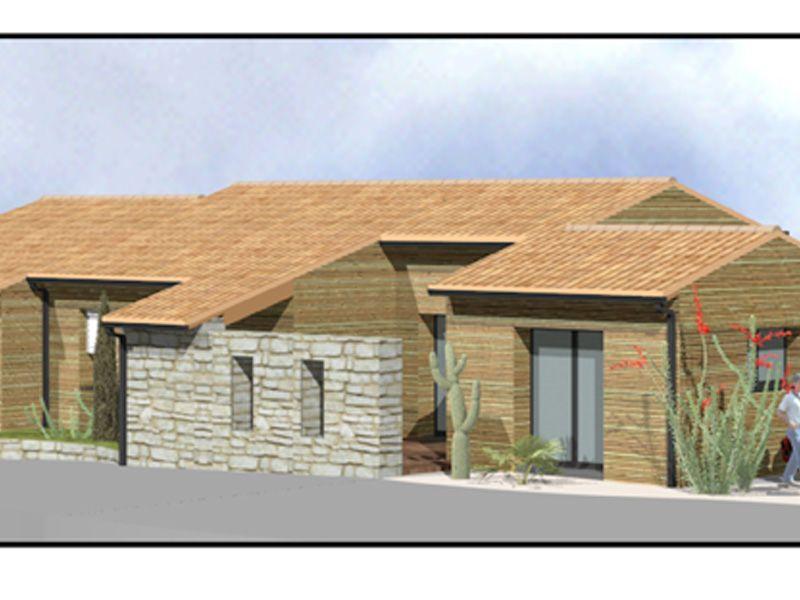 Maison bois - La Guyonnière - 85 Vendée
