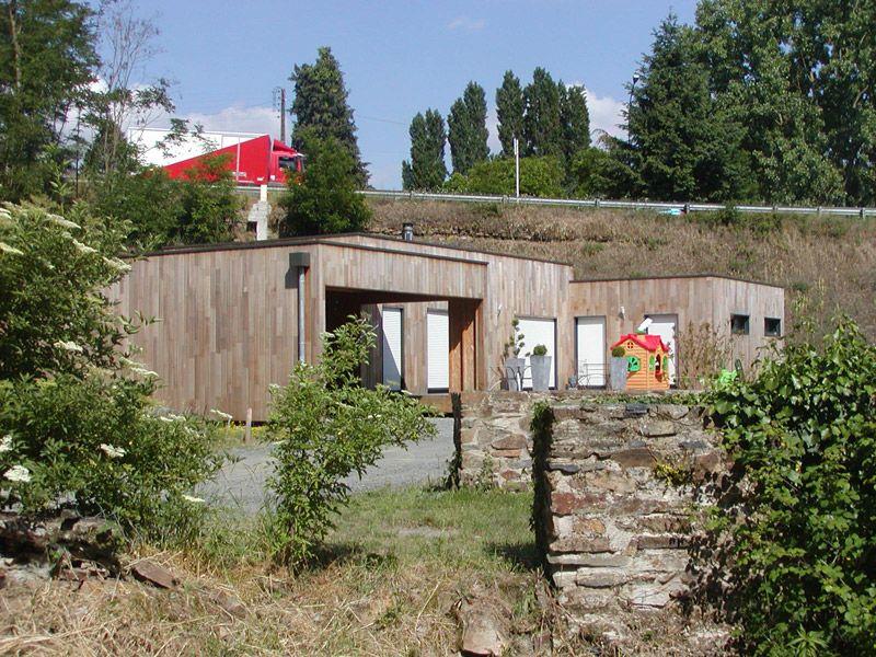 Maison bois - Montaigu - 85 Vendée