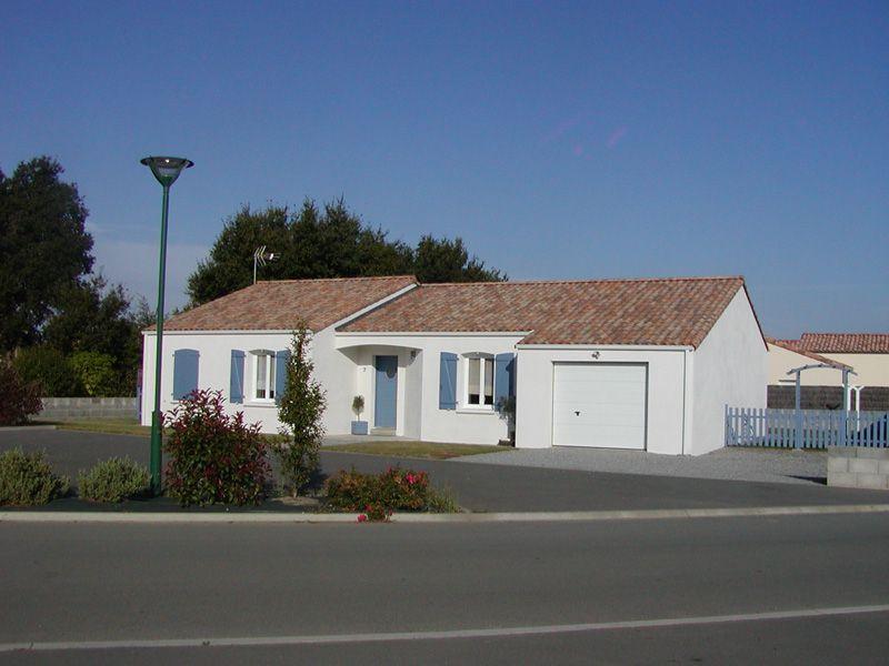 Maison neuve - Boufféré - 85