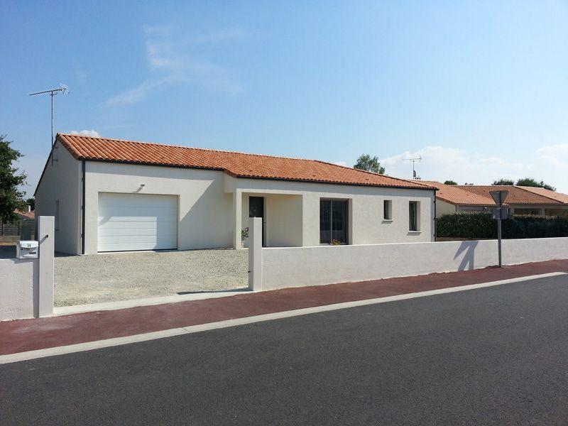 Maison neuve - Belleville sur Vie - 85