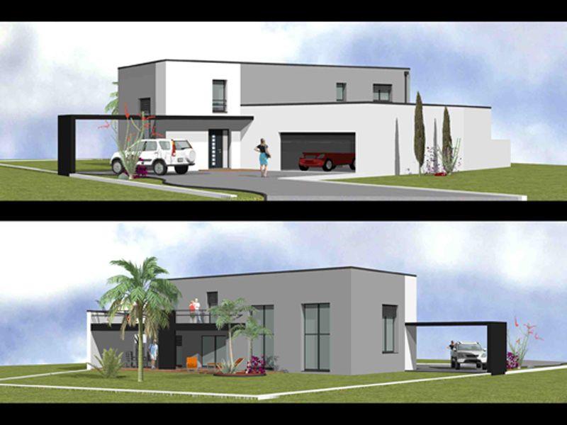 Maison neuve - La Guyonnière - 85