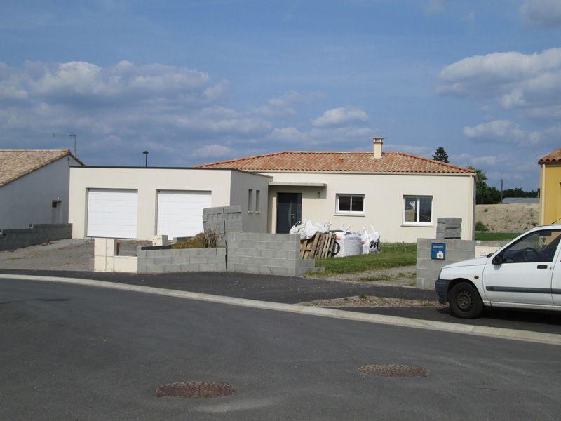 Maison neuve - La Bruffière - 85