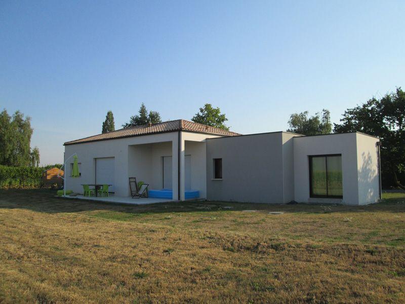 Maison neuve - Saint André Treize Voies - 85