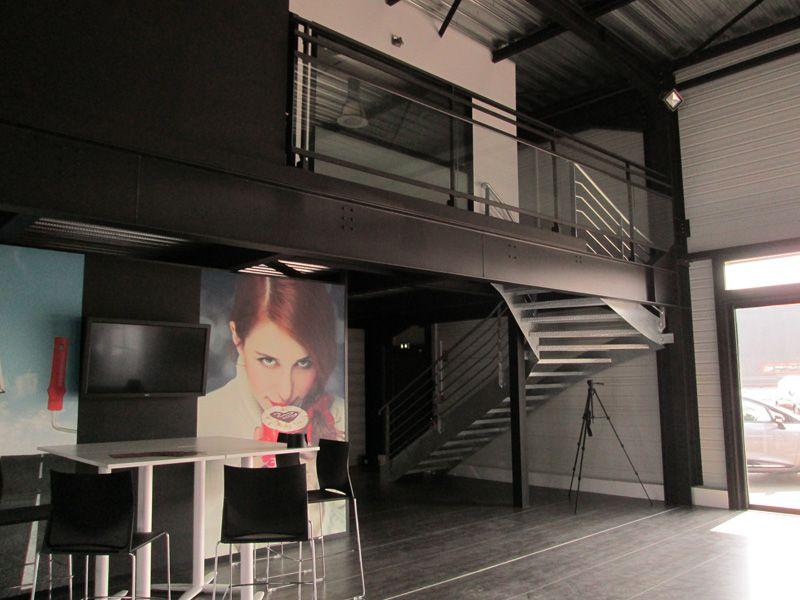Bâtiment Tertiaire - Garage David - Saint-Fulgent - 85 Vendée