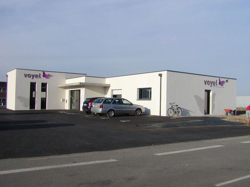 Maîtrise d'œuvre - Voyel - Boufféré - 85 Vendée